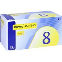 Produktbild Novofine 8 Kanülen 0,30x8 mm