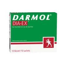 Darmol Dia-EX Pulver zur Herstellung einer Suspension zum Einnehmen