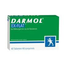 Produktbild Darmol EX-Flat magensaftresistente Tabletten