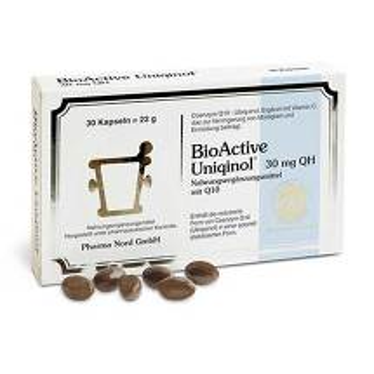 Bioactive Uniqinol 30 mg QH Kapseln
