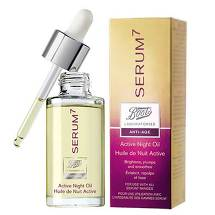 Boots Lab Serum7 Active Night Oil