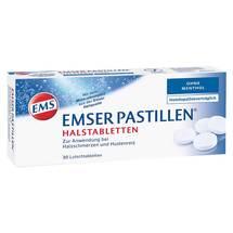 Produktbild Emser Pastillen ohne Menthol