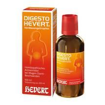 Produktbild Digesto Hevert Verdauungstropfen
