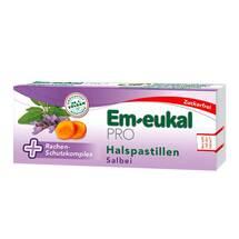 Produktbild Em-eukal Pro Halspastillen Salbei zuckerfrei