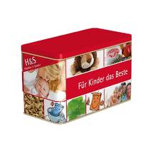 H&S Bio Kinderteedose Filterbeutel