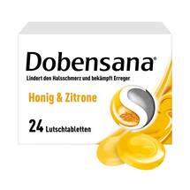Dobensana Honig-u.Zitronengeschm.1,2mg / 0,6mg Lut.