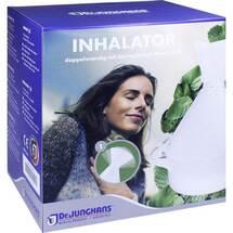 Inhalator Kunststoff doppelwandig bewegl.Mundstück