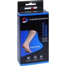 Thermoskin Elastische Bandage Fußgelenk L