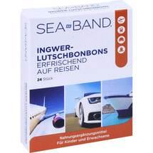 Produktbild Sea-Band Ingwer-Lutschbonbons