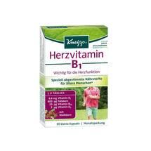 Produktbild Kneipp Herzvitamin B1 Kapseln