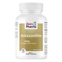 Produktbild Astaxanthin 4 mg pro Kapsel