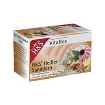 Produktbild H&S Heißer Sanddorn Vitaltee Filterbeutel