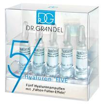 Grandel Professional Collection Hyaluron Five Ampulle
