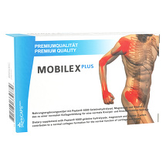Produktbild Mobilex Plus Kapseln