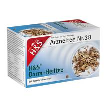 Produktbild H&S Darm-Heiltee Filterbeutel