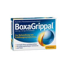 Produktbild Boxagrippal 200 mg/30 mg Filmtabletten