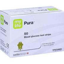 Produktbild Mylife Pura Blutzucker Teststreifen