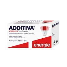 Produktbild Additiva Vitamin B12 Trinkampullen
