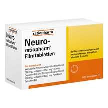 Produktbild Neuro Ratiopharm Filmtabletten