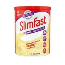 Produktbild Slimfast Pulver Vanille