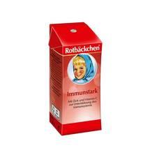 Produktbild Rotbäckchen Immunstark Tetra Saft