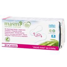 Bio Slipeinlagen Flex 100% Bio Baumwolle Masmi