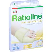 Ratioline Hallux valgus Bandage zur Korrektur Größe S