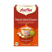 Produktbild Yogi Tea Nach dem Essen Bio Filterbeutel