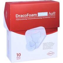Produktbild Dracofoam Infekt haft Schaumst.Wundauf.5x5 cm
