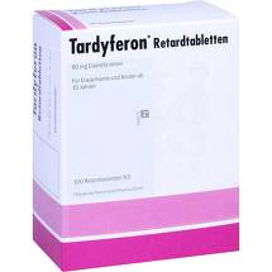 Produktbild Tardyferon Retardtabletten