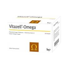 Produktbild Vitazell-Omega Kapseln
