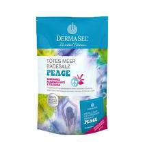 Dermasel Limited Edition Totes Meer Badesalz + Peace