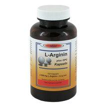 Produktbild L-Arginin + OPC 600 mg Kapseln