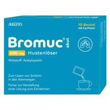 Bromuc akut 600 mg Hustenlöser Pulver zur Herstellung einer Lösung zum Einnehmen