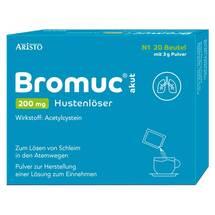 Bromuc akut 200 mg Hustenlöser Pulver zur Herstellung einer Lösung zum Einnehmen