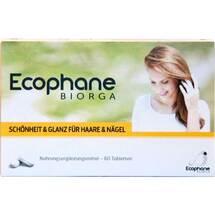 Ecophane Biorga glänzende Haare schöne Nägel Kapseln