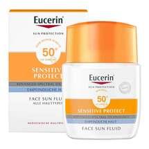 Eucerin Sun Fluid mattierend LSF 50 +