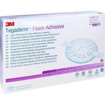 Produktbild Tegaderm Foam Adhesive 10x11 cm oval 90611