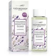 Produktbild Frühmesner veganes Kräuter Ölbad Lavendel