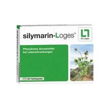 Produktbild Silymarin-Loges Hartkapseln