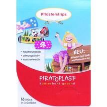 Produktbild Piratoplast Mädchen Pflasterstrips 3 Größen