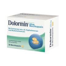 Produktbild Dolormin 400 mg Weichkapseln