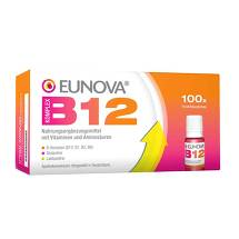 Produktbild Eunova B12 Komplex Trinkfläschchen