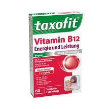 Produktbild Taxofit Vitamin B12 Mini-Tabletten