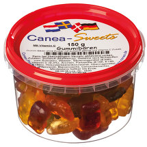 Produktbild Gummibären zuckerfrei