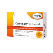 Produktbild Carotinora 15 Kapseln