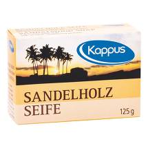 Produktbild Kappus Sandelholzseife