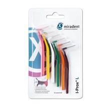 Produktbild Miradent Interdentalbürste I-Prox L sortiert