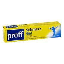 Produktbild Proff Schmerzgel 50 mg/g