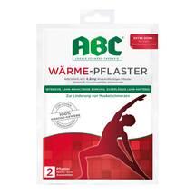 Produktbild ABC Wärme-Pflaster Rheumaplast 4,8 mg